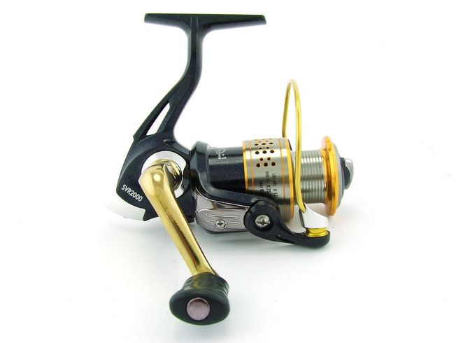 SARATOGA SVR 1000 7BB Bream Spinning Fishing Reel Trout Whiting Soft Plastics 0