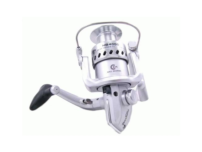 TOKUSHIMA HB4000 Snapper Boat Spinning Fishing Reel Instant Anti-Reverse Presale 0