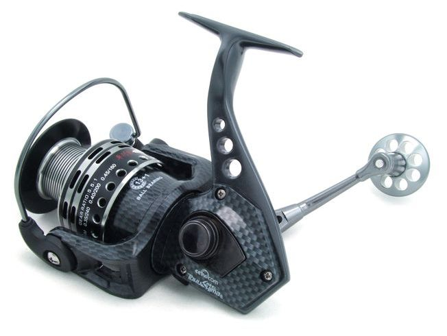 Tokushima HK6000 14 S/S BB Spinning Jigging Fishing Reel Snapper Boat Surf Beach 0