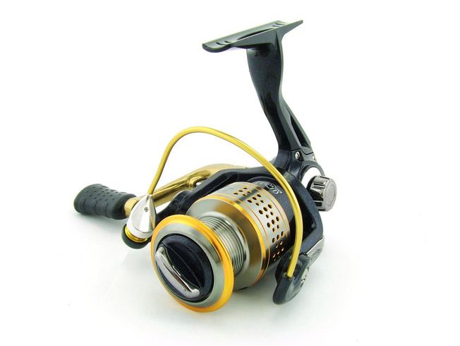 SARATOGA SVR 1000 7BB Bream Spinning Fishing Reel Trout Whiting Soft Plastics 1