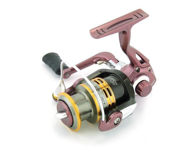 SARATOGA SSS 2000 5BB Bream Spinning Fishing Reel Trout Whiting Soft Plastics 2
