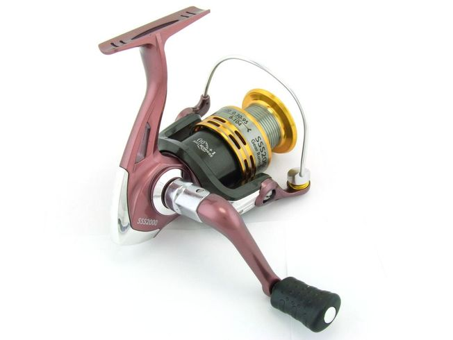 SARATOGA SSS 2000 5BB Bream Spinning Fishing Reel Trout Whiting Soft Plastics 3