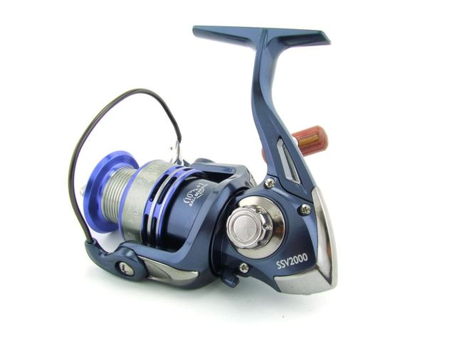 SARATOGA SSV 2000 5BB Bream Spinning Fishing Reel Trout Whiting Presale 3