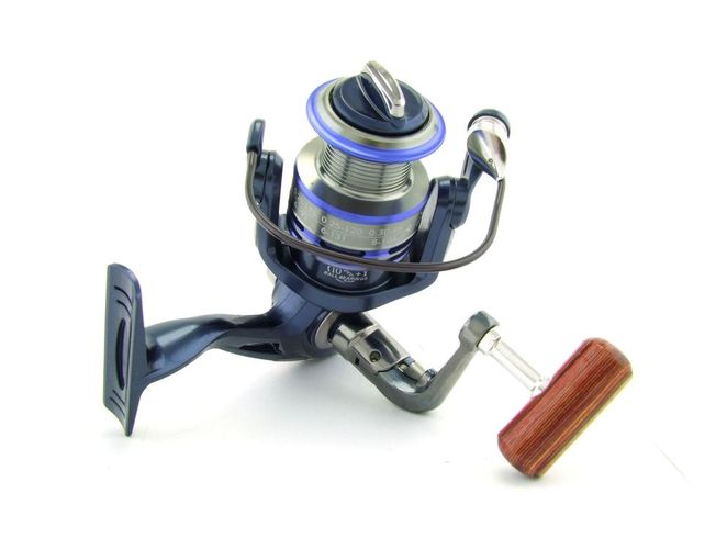 SARATOGA SSV 2000 5BB Bream Spinning Fishing Reel Trout Whiting Presale 4