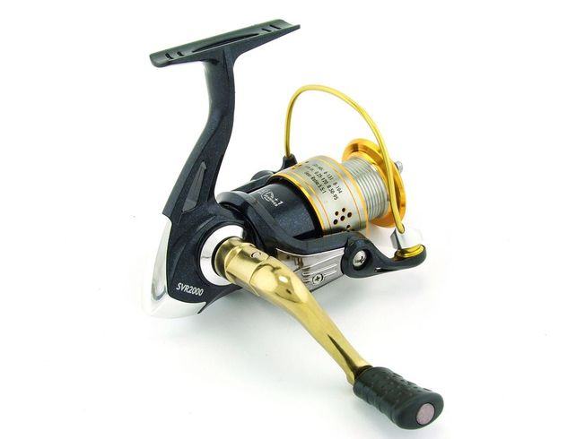 SARATOGA SVR 1000 7BB Bream Spinning Fishing Reel Trout Whiting Soft Plastics 4