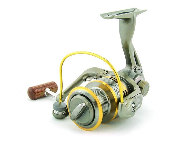 SARATOGA SWW 1000 7BB Bream Spinning Fishing Reel Trout Whiting Soft Plastics 4