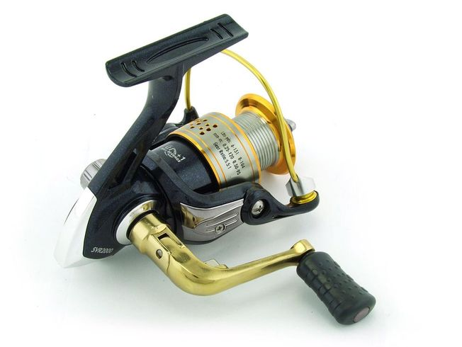 SARATOGA SVR 1000 7BB Bream Spinning Fishing Reel Trout Whiting Soft Plastics 5