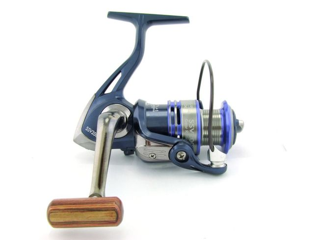 SARATOGA SSV 2000 5BB Bream Spinning Fishing Reel Trout Whiting Presale 6