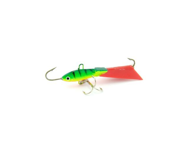 5x saratoga tournament ice jig trout flathead bream for Ice fishing trout lures