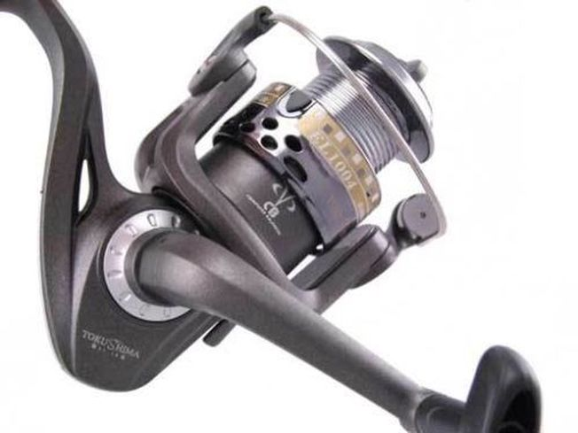 TOKUSHIMA EL2004 Bream Trout Spinning Fishing Reel Soft Plastics Lures PRESALE
