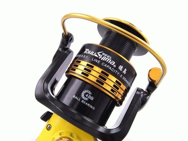 TOKUSHIMA TNX6000II Surf Beach Snapper Salmon Boat Spinning Fishing Reel