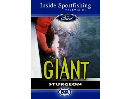FISHING DVD - Inside Sportfishing - Giant Sturgeon