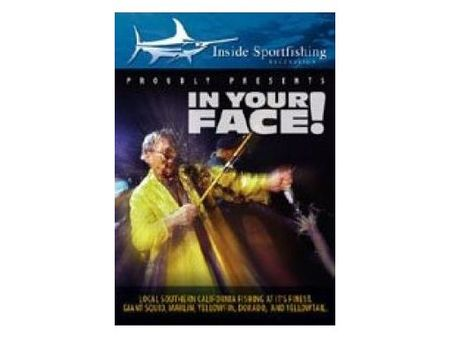 FISHING DVD - Inside Sportfishing - In your face!