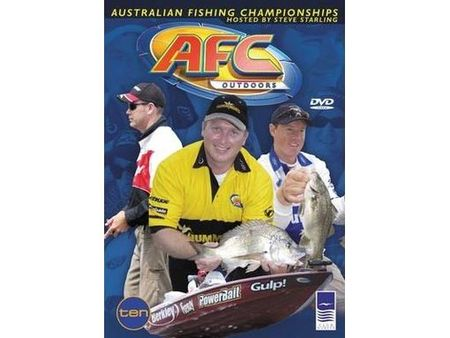 FISHING DVD - AFC Series 3 - Steve Starling
