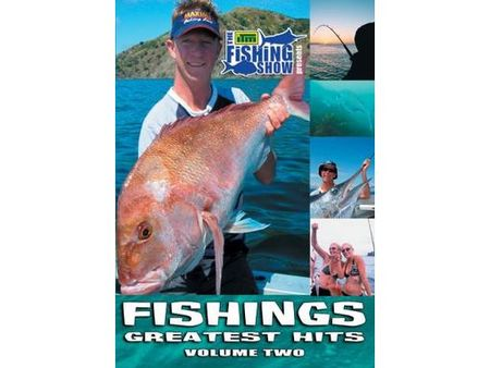 FISHING DVD - Fishings Greatest Hits Volume 2