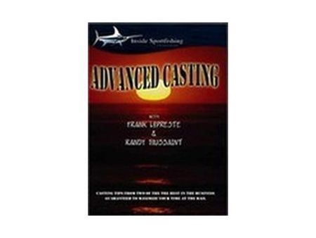 FISHING DVD - Inside Sportfishing - Advanced Casting DVD