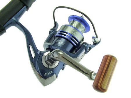 SARATOGA 6'6 3-5kg Spinning Fishing Rod and Reel Combo Flathead Bream Presale