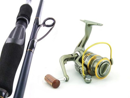 SARATOGA 8'0 3-6kg Carbon Fibre EGI Squid Fishing Spinning Rod and Reel Combo