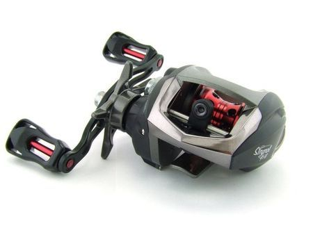 SARATOGA Low Profile Baitcaster 10B Fishing Reel MAG Brake Right Handed Presale