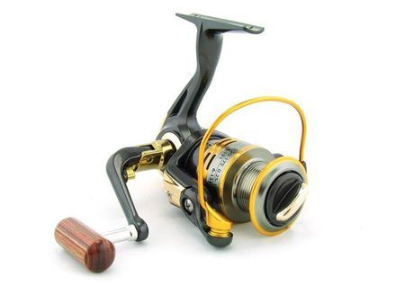 SARATOGA SSE 1000 5BB Bream Spinning Fishing Reel Trout Whiting Soft Plastics