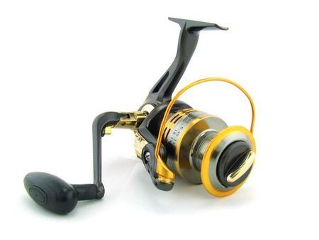 SARATOGA SSE 6000 5BB Surf Beach Spinning Fishing Reel Boat Snapper