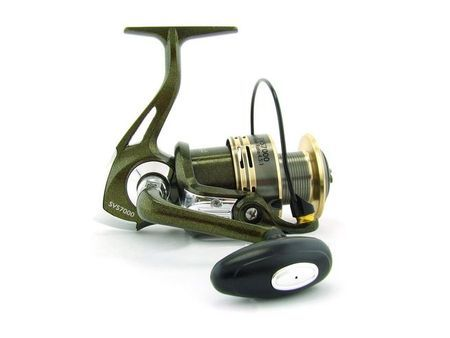 SARATOGA SVS 7000 7BB Surf Beach Spinning Fishing Reel Boat Salmon