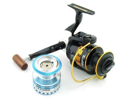 Tokushima FK6000 7+1BB Surf Beach Jigging Spinning Fishing Reel Salmon Snapper