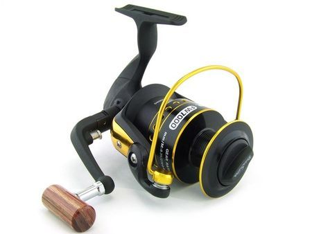 TOKUSHIMA FW7000 Big Surf Spinning Beach Boat Fishing Reel 10BB Salmon Snapper