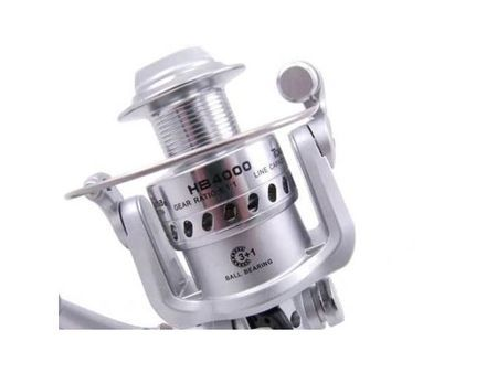 TOKUSHIMA HB4000 Snapper Boat Spinning Fishing Reel Instant Anti-Reverse Presale