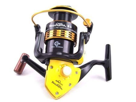 TOKUSHIMA TN-X4000II Spinning Fishing Reel 4 BB Alu Spool Boat Presale